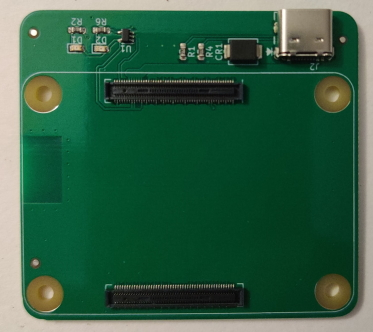 LiM Carrier Board Top View